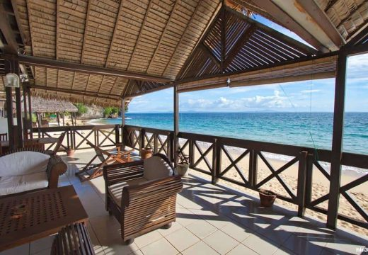 Vente maison Ambatoaloaka varangue sur mer