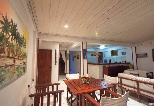 Vente maison Ambatoaloaka salon