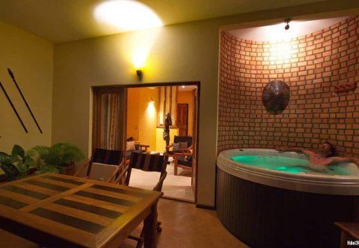 Hotel Vanila trois étoiles à Nosy Be