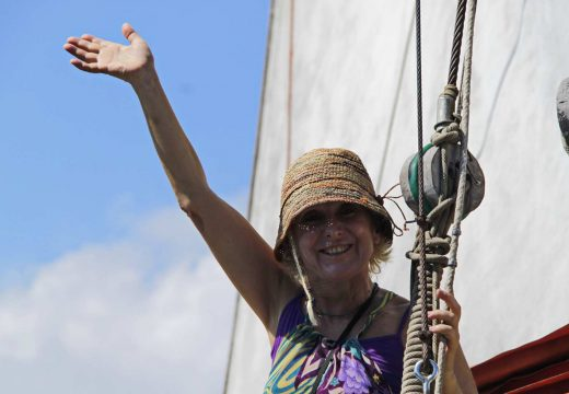 Laetitia Wittock skipper du nofy be