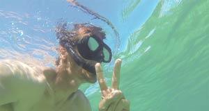 nager avec la tortue anosy-be